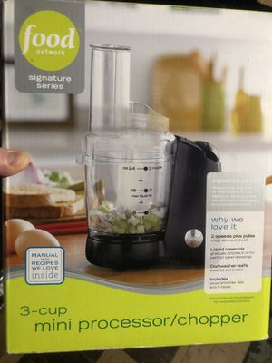 Food processor for Sale in Evergreen Park, IL