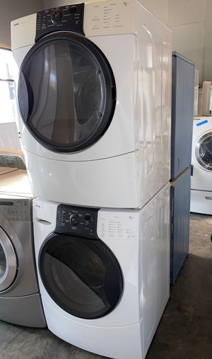 XL CAPACITY KENMORE ELITE WASHER DRYER GAS 100 DAYS WARRANTY for Sale in Vancouver, WA