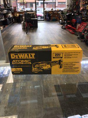 DeWalt DCS354B ATOMIC 20V MAX BL Oscillating Multi-Tool (Tool Only) for Sale in Lynn, MA