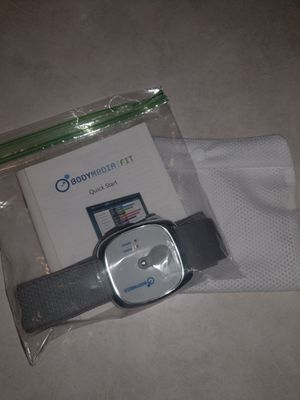 Bodymedia armband monitor activity and fat burn for Sale in Bonney Lake, WA