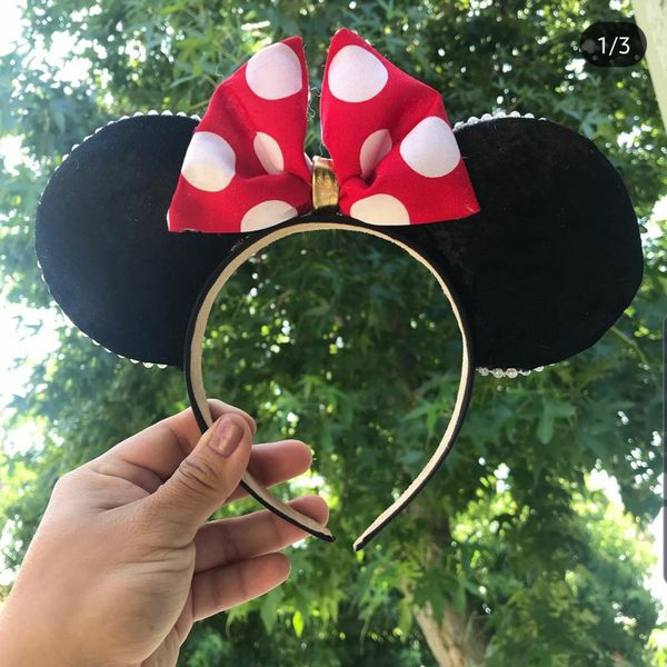 Disney Custom Ears by Amity's boutique