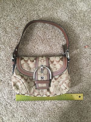 COACH Brown Canvas Hobo Bag for Sale in Portland, OR