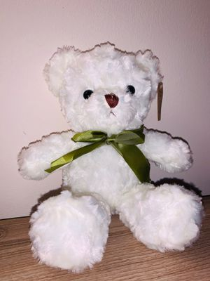 Handmade stuffed animal Teddy bear great Valentine gift for Sale in Plainville, MA