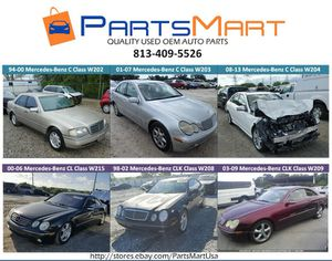 Mercedes-Benz C240 C320 CL500 CL55 CLK320 Class OEM USED PARTS for sale for Sale in Tampa, FL