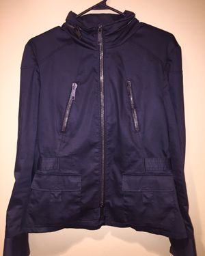 Burberry Jacket Women's (black) for Sale in Fairfield, OH