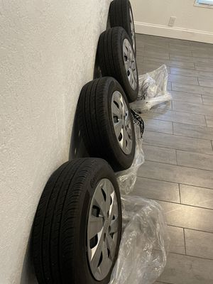 Tires and rims (185/65/ R 16) for Sale in Bartow, FL