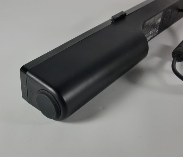 Dell MN008 Multimedia USB Wired Powered Soundbar Stereo PC Monitor Speaker