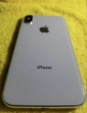 (Unlocked) - iPhone X 256GB for Sale in Los Angeles, CA