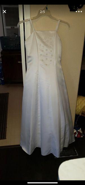 White princess dress for Sale in Las Vegas, NV