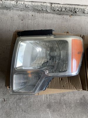 09-14 F-150 headlights for Sale in Tampa, FL
