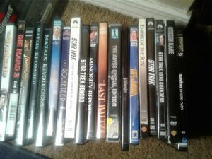 Assorted movies and concert sets for Sale in Vancouver, WA