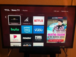TCL 32 INCH ROKU TV for Sale in Palm Beach Shores, FL