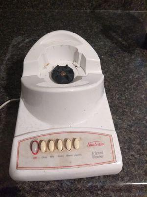 Blender motor for Sale in Houston, TX