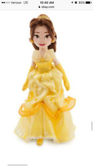 "ISO princess Disney 18"" dolls for Sale in Washington, PA"
