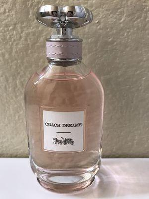 Coach Dreams Women's Perfume new Scent for Sale in Las Vegas, NV