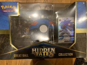 Pokemon trading card Hidden Fates Pokeball for Sale in Hacienda Heights, CA