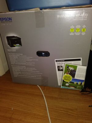 Epson Workforce Color Printer w/ Wifi for Sale in Panama City, FL