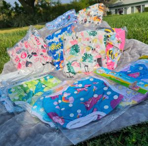 baby swimmers/ cloth diapers for Sale in Upland, CA