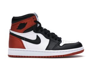 Jordan 1 Satin Black Toe (((SIZE 8 WMNS)))) BEFORE I SELL TO STOCK X for Sale in Los Angeles, CA