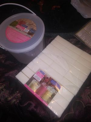 Candle wax and gel wax for Sale in Jacksonville, FL