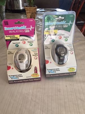 brand new Men and women Smart health walking fit watches for Sale in Spring Valley, CA
