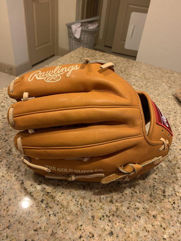 "Rawlings 12"" HOH pitching glove"