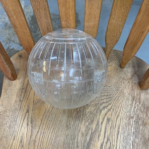Exercise Ball Clear Hamster Mouse Rate Plastic Toy for Sale in Whittier, CA