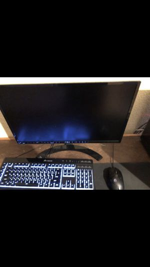 Gaming pc need to get rid of it fast!!!!! for Sale in Houston, TX