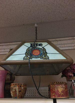 Afine pilsner lite beer sign pool lamp for Sale in Tampa, FL