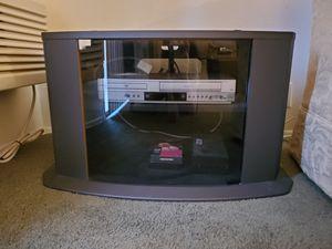 Corner unit TV stand for Sale in Yorba Linda, CA