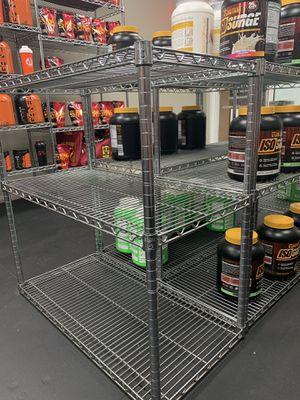 3 Shelf Aluminum Storage Rack for Sale in Miami, FL