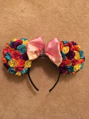Handmade Disney Ears in the colors of your favorite character. for Sale in McDonough, GA