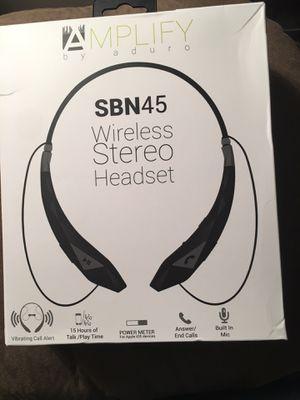 Wireless headset for Sale in Joice, IA