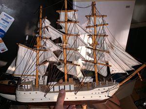 sailboat. Scale FRTEDRICH WILHELMINA for Sale in Hayward, CA