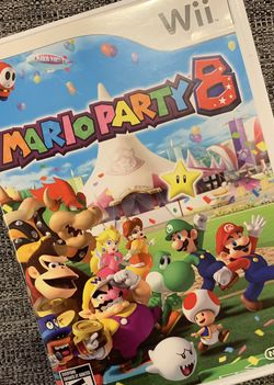 Mario Party 8 Wii for Sale in Atlanta,  GA