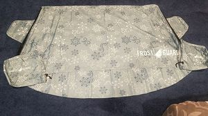 Frost Guard Deluxe windshield cover and mirror covers for Sale in Eddington, PA