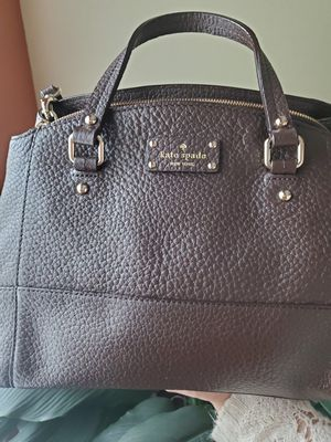 Kate Spade Chocolate Brown Purse for Sale in Clermont, FL