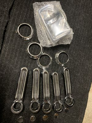 Chrome accents for Jeep Wrangler 07-18 jk for Sale in Strongsville, OH