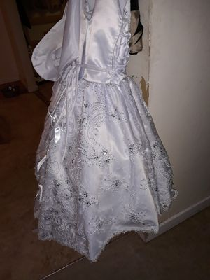 Baptismal quinceanera or Sweet 16 dress for Sale in Aurora, CO