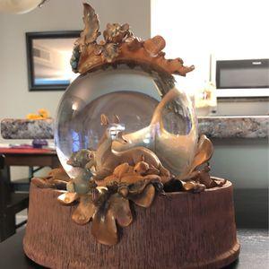 Disney Snow Globe Rare Bambi for Sale in Palm Harbor, FL