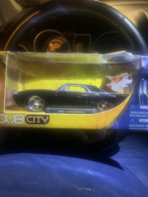 1963 Ford Thunderbird *RARE* 1/24 scale Dub City collectible die-cast JADA toys for Sale in Los Angeles, CA