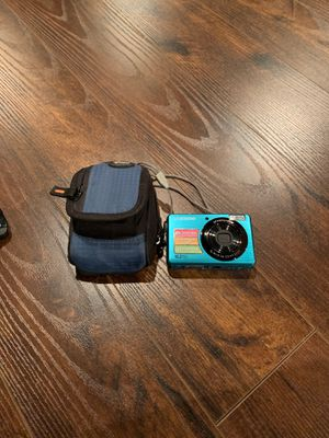Digital camera and case for Sale in St. Louis, MO