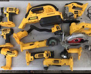 Tools DeWalt like new for Sale in St. Petersburg, FL