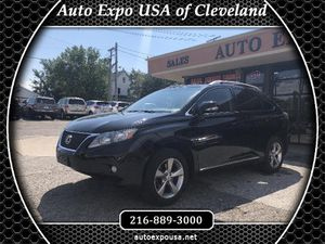 2011 Lexus RX 350 for Sale in Cleveland, OH
