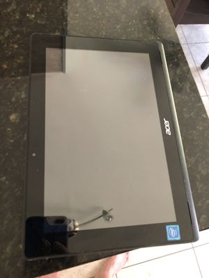 Acer tablet ! Doubles as laptop for Sale in North Richland Hills, TX