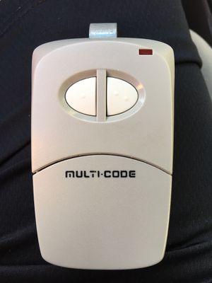 Multi code Remote for Sale in Murrieta, CA
