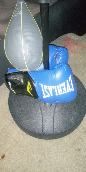 Everlast Boxing Training Gear for Sale in Houston, TX