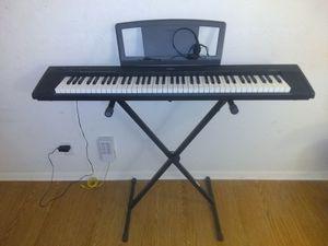 Yamaha NP 30 Portable Grand Piano for Sale in Tulsa, OK