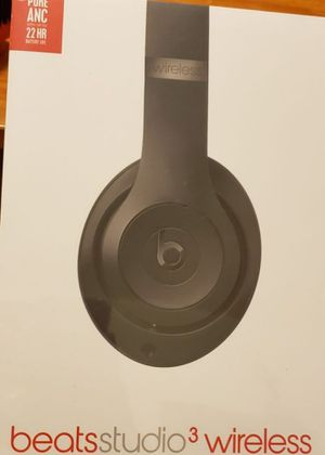 Beats Studio 3 - Brand New Sealed for Sale in New York, NY