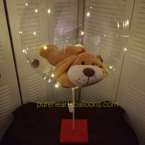 Luxury Bubble Balloons For Valentine's Day ♥ for Sale in Pompano Beach, FL